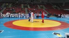 Два медала за България още в първия ден на европейското по самбо