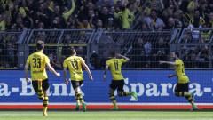 Дортмунд свали Хофенхайм от третото място в Бундеслигата
