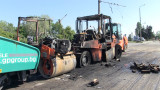 Пожар остави Бургас без тролейбуси