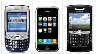 iPhone, Blackberry или Windows Smartphone - Кое да бъде?