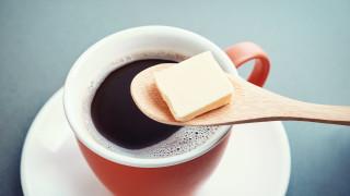 Защо да пием кафето си с масло
