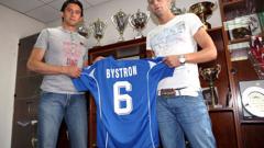 Давид Бистрон официално във Виктория Пилзен