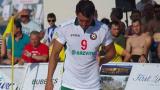Националът по плажен футбол Филип Филипов пред ТОПСПОРТ: Ако си добър на пясъка, ще си още по-добър на тревата