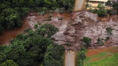 400 изчезнали след скъсана язовирна стена в Бразилия