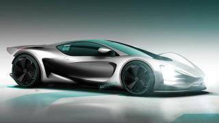 Mercedes готви нов суперавтомобил с 1000 конски сили
