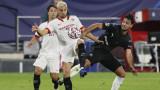 Севиля победи Рен с 1:0 в Шампионската лига