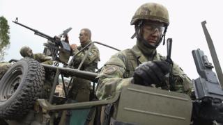 От десетилетия ви чакаме, приветства Варшава американските войници