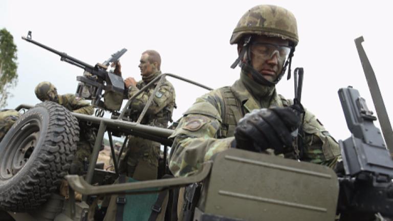 САЩ, Румъния и Великобритания трупат сили в Полша