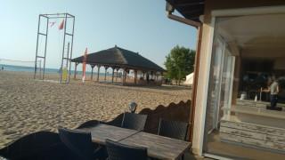 Мъртво вълнение на плажа