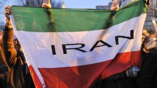 Иран състави календар за бунтовете