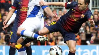 Иниеста се изцепи: Ла Лига е по-важна от ШЛ