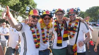 Германия и Южна Корея си вкараха 6 гола