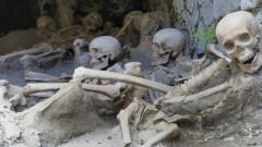 Още за ужаса от изригването на Везувий