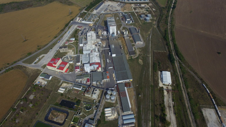 Амилум България - предприятието, което преработва царевица и произвежда нишесте
