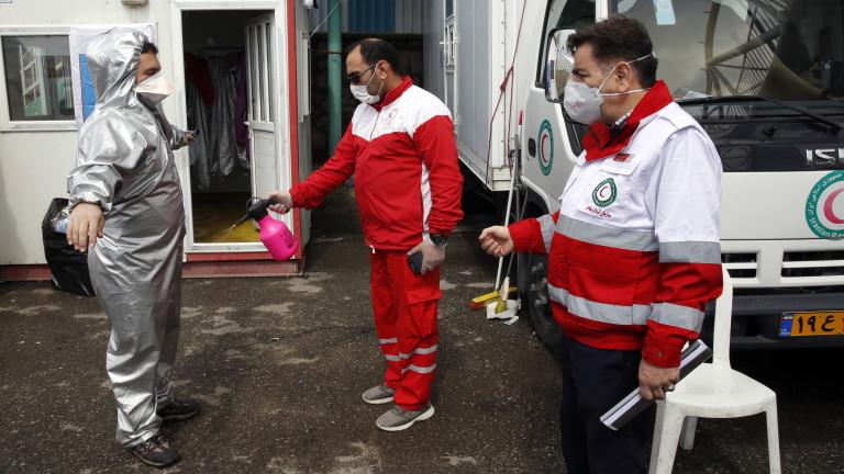 Иран е регистрирал нови 139 жертви на новия коронавирус за