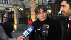 Каталуния трябва да бъде независима държава в ЕС, вярва Пучдемон