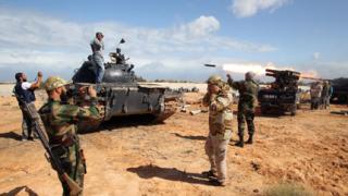 ООН иска разследване на войната в Либия