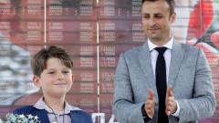 Димитър Бербатов ще връчи награди на своята фондация по време на All Stars мач