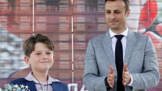 Димитър Бербатов избра децата, които ще извеждат големите звезди в мача му