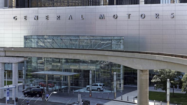 General Motors намали с 20%  заплатите на служителите си