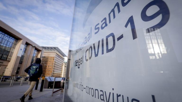12-годишно момиче с коронавирус почина в Белгия, съобщиха здравните власти,