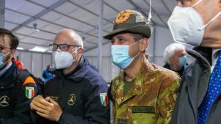 80% от италианците ще получат COVID ваксина  до септември