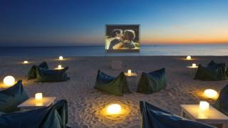 Плаж, море, звезди и кино