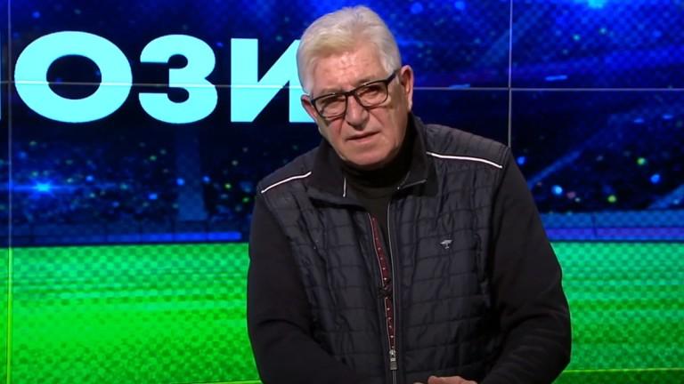 Легендата на ЦСКА Георги Велинов коментира намерението на Гриша Ганчев