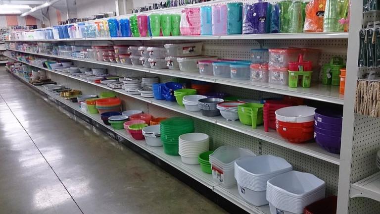 От пластмаса се изработват всякакви домашни потреби