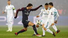 ПСЖ поиска ас на Реал (Мадрид)