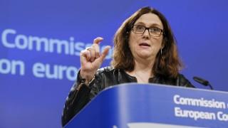 Брюксел скочи: Митата на САЩ са незаконни, противоречат на правилата на СТО