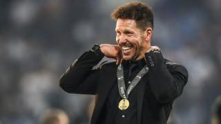 Симеоне вярва, че Атлетико (Мадрид) все още е в борбата за титлата