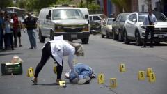 Петима загинали при стрелба в Мексико