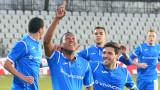Левски спечели драматично гостуването си на Черно море с 3:2