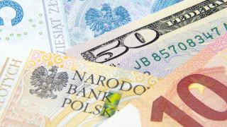 Източноевропейските валути се събуждат, за да се изправят срещу долара