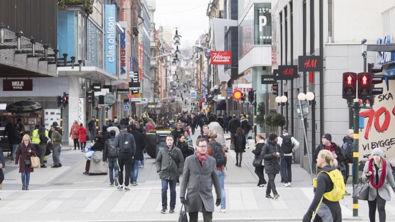 Швеция очаква Стокхолм да постигне масов имунитет срещу Covid-19 до седмици