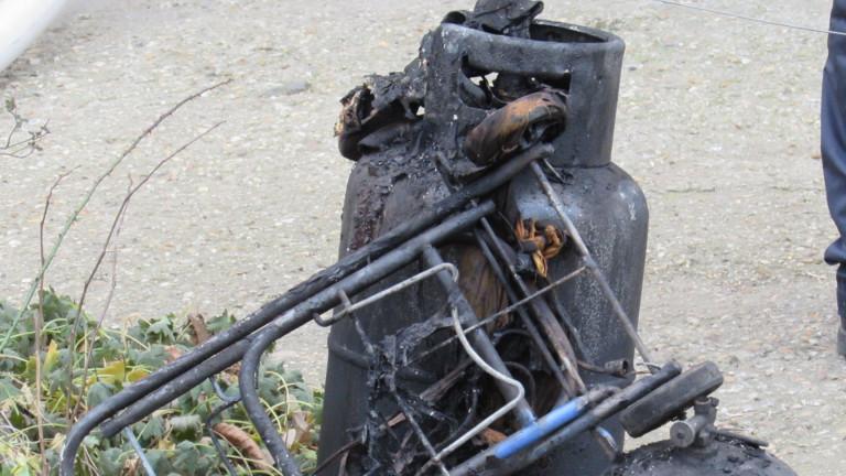 36 пострадали при инциденти с газови бутилки за две седмици
