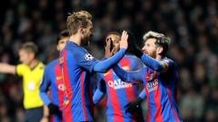 Барселона преследва юбилей срещу Реал