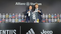 Аарън Рамзи пред дебют за Ювентус