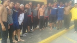 Венецуелски футболисти се прибрали голи и боси след загуба