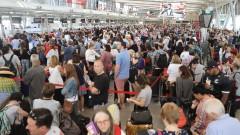 Хаос на летището в Сидни