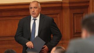 Борисов отменя посещение в Албания заради утрешния национален траур
