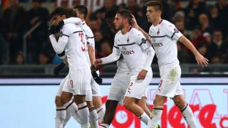 Рома и Милан разделиха точките, може ли някой да спре головата машина Пьонтек?