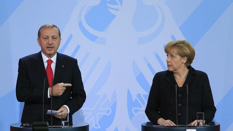 Още германци арестувани в Турция