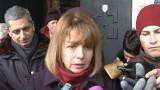 Фандъкова не коментира разкритията на Йончева за Ларгото