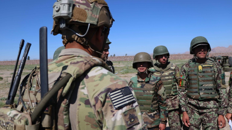 Наблюдава се увеличаване на иранската активност в Афганистан, което представлява