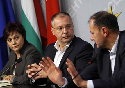 БСП оспорва президентския вот