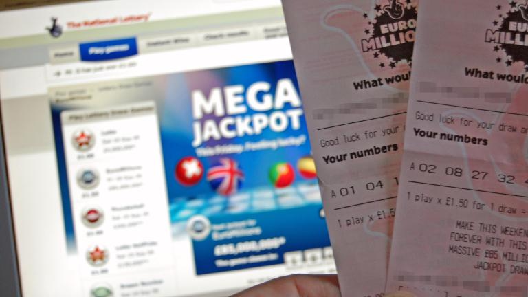 Да спечелиш от лотарията си е шок... от хубавите, но