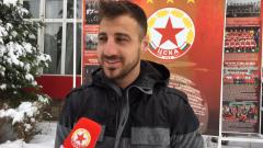 Бодуров: Максималист съм, искам всичко с ЦСКА-София