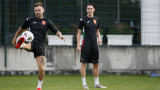 Португалска бригада за националите в мача с Уелс